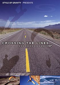 Crossing the Lines : la couverture