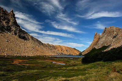 La vallée de Frey … (photo Phil Maurel)