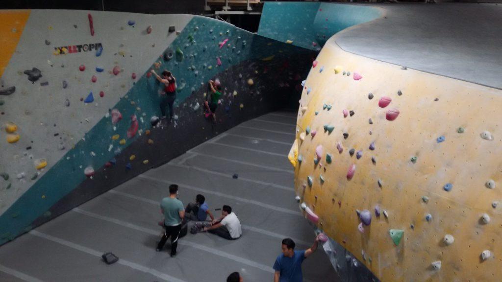 Une autre vue de L.A. Boulders